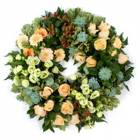 Eco Wreath SYM-354